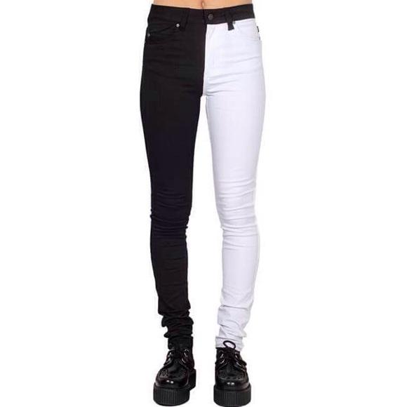 11816b669e8 Dollskill Jeans | Tripp Nyc Split Leg Pants | Poshmark